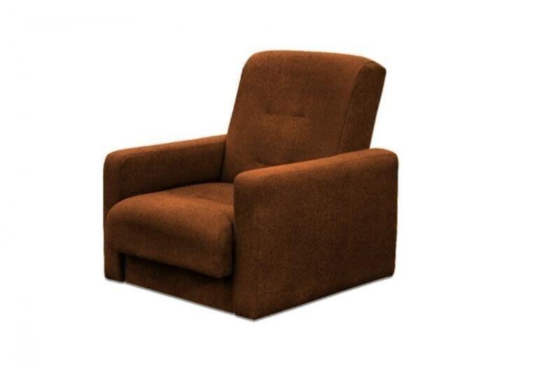 Кресло Craftmebel Милан коричневый - фото 2