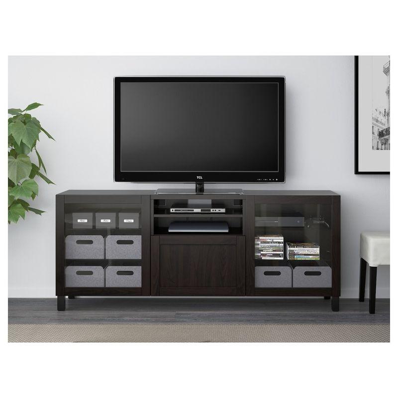 Подставка под телевизор IKEA Бесто 992.820.34 - фото 3