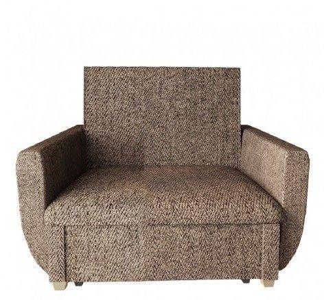 Кресло Кристалл Эконом (60x195) Рогожка Альтэ 058-18 - фото 1