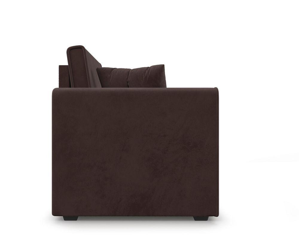 Кресло Мебель-АРС Санта (велюр молочный шоколад / НВ-178/13) - фото 4
