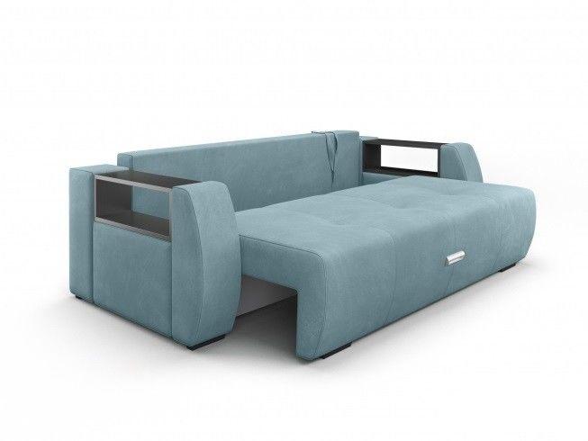 Диван Мебель-АРС Мальтида Luna 089 голубой - фото 5