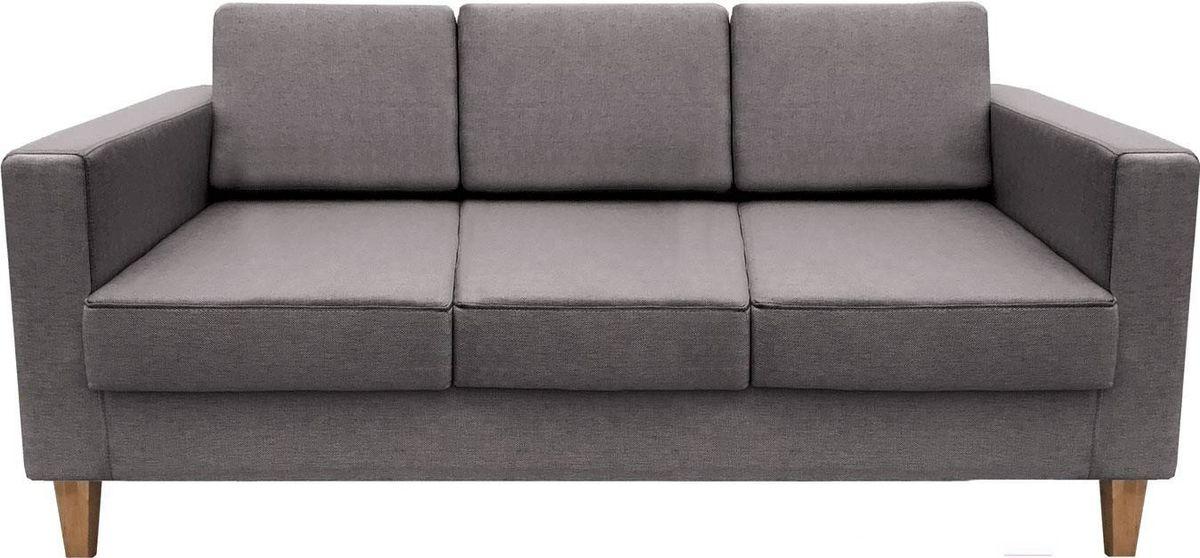 Диван Brioli Дилли трехместный Classic Plain 730 - фото 1