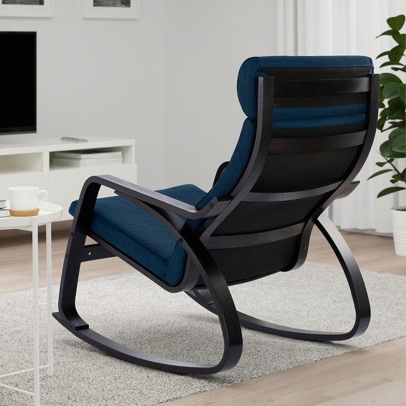 Кресло IKEA Поэнг 993.028.24 - фото 3