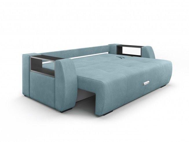 Диван Мебель-АРС Мальтида Luna 089 голубой - фото 4
