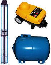 Насос для воды Unipump Акваробот ECO ДОМ 4-80-1,5 - фото 1