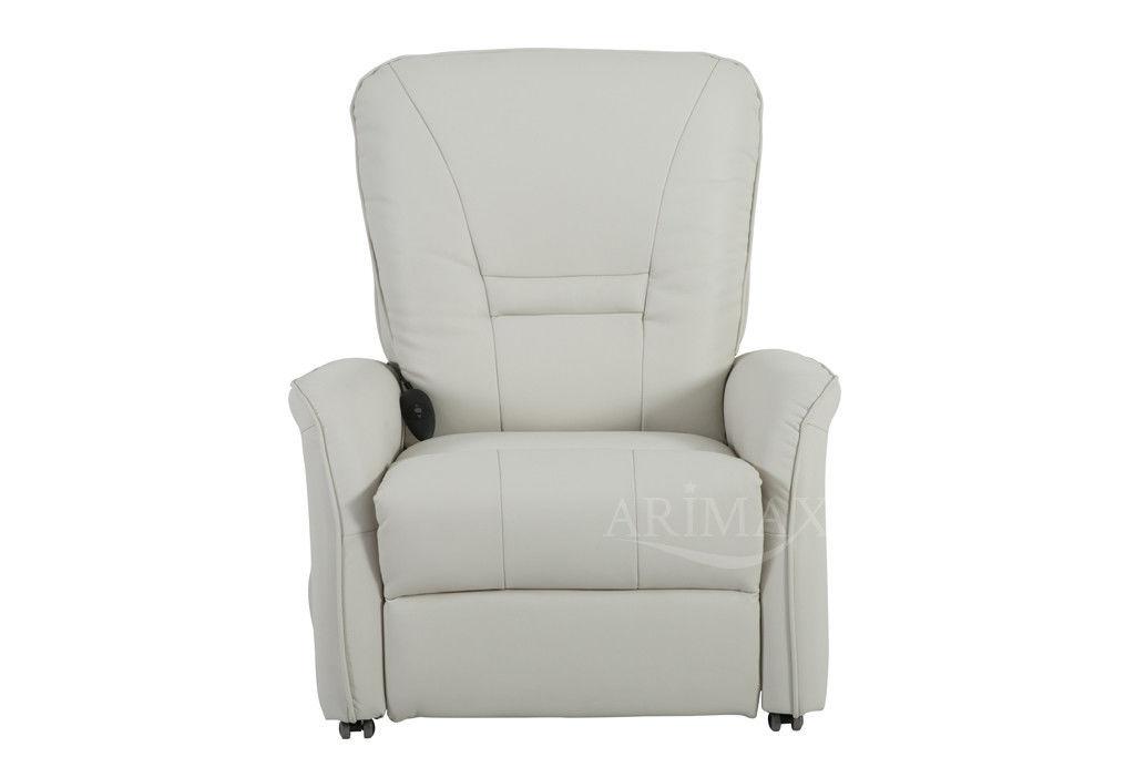 Кресло Arimax Dr Max DM02007 (Слоновая кость) - фото 5