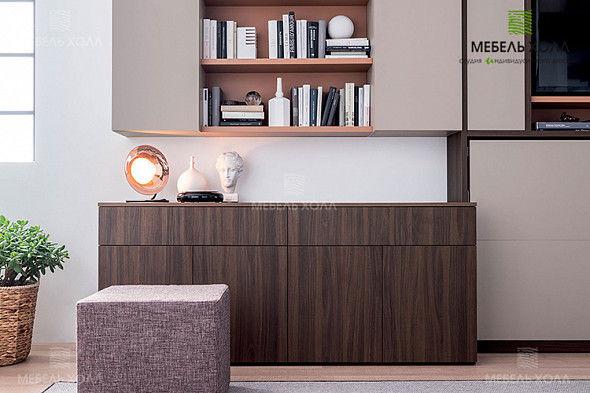 Мебель-трансформер Мебель Холл Лакони - фото 4