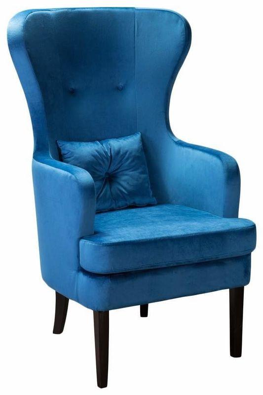 Кресло R-Home Хилтон RST_400081_blue, синий - фото 2