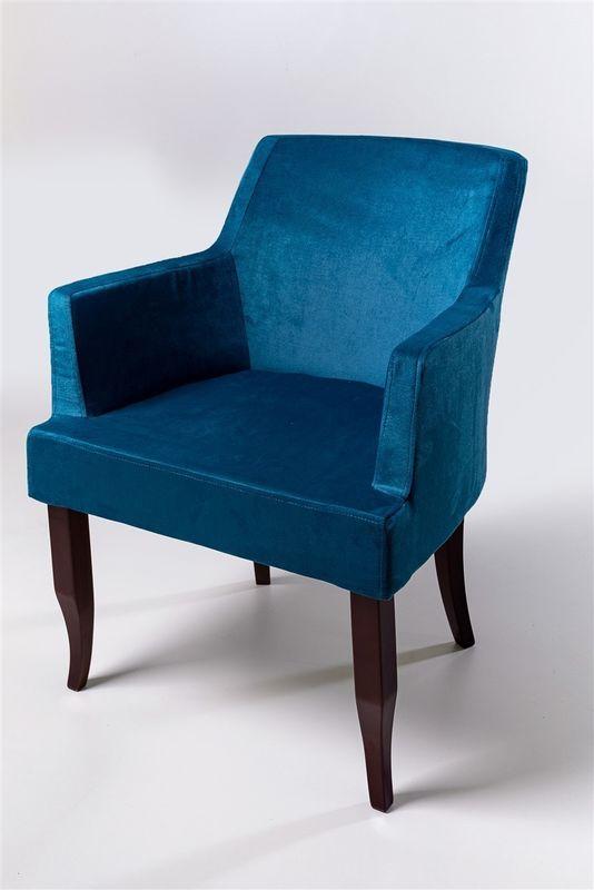Кресло ФорестДекоГрупп Ягуар (синий) YAGUAR-BL - фото 2