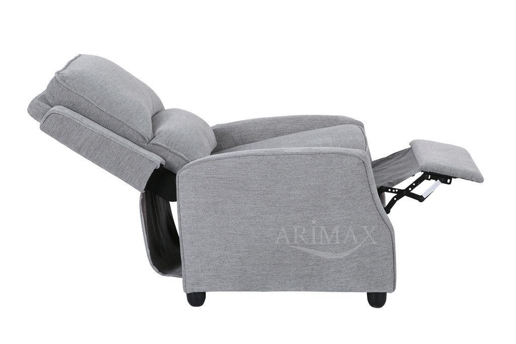 Кресло Arimax Dr Max DM02001 (Светло-серый) - фото 5
