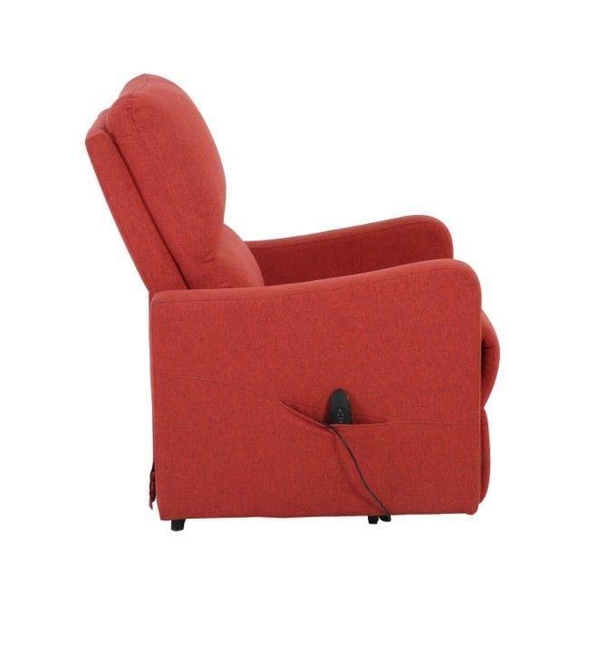 Кресло Arimax Dr Max DM02006 (Кирпичный) - фото 4