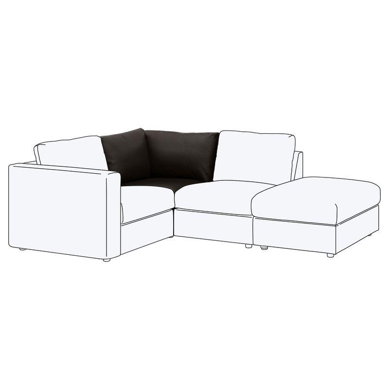 Диван IKEA Вимле [403.593.08] - фото 1