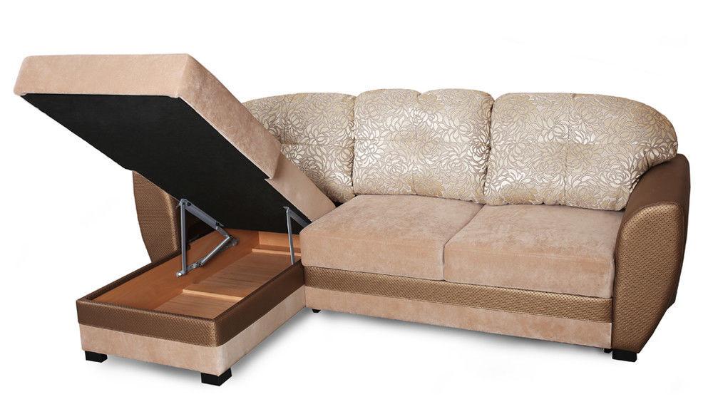 Диван LAMA мебель Дельфин 4 (угловой) - фото 2