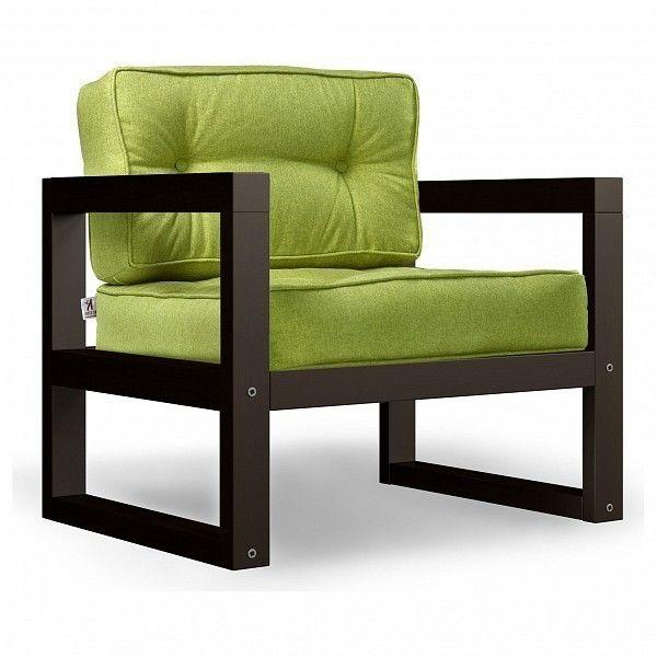 Кресло Anderson Астер AND_122set217, зеленый - фото 1