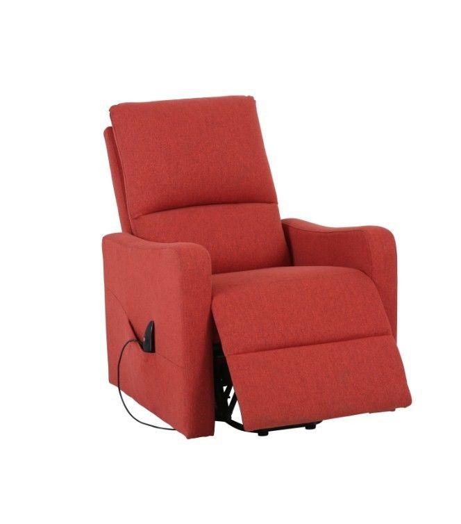 Кресло Arimax Dr Max DM02006 (Кирпичный) - фото 2