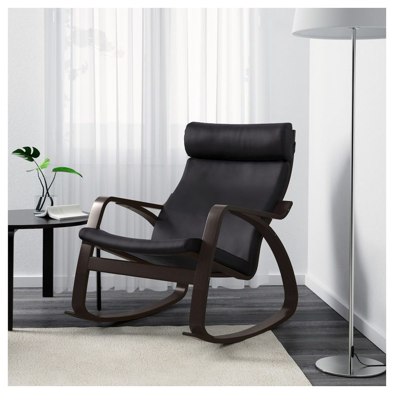 Кресло IKEA Поэнг 992.515.94 - фото 2