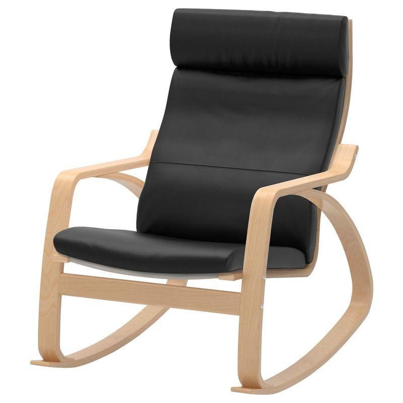 Кресло IKEA Поэнг 192.515.93 - фото 1