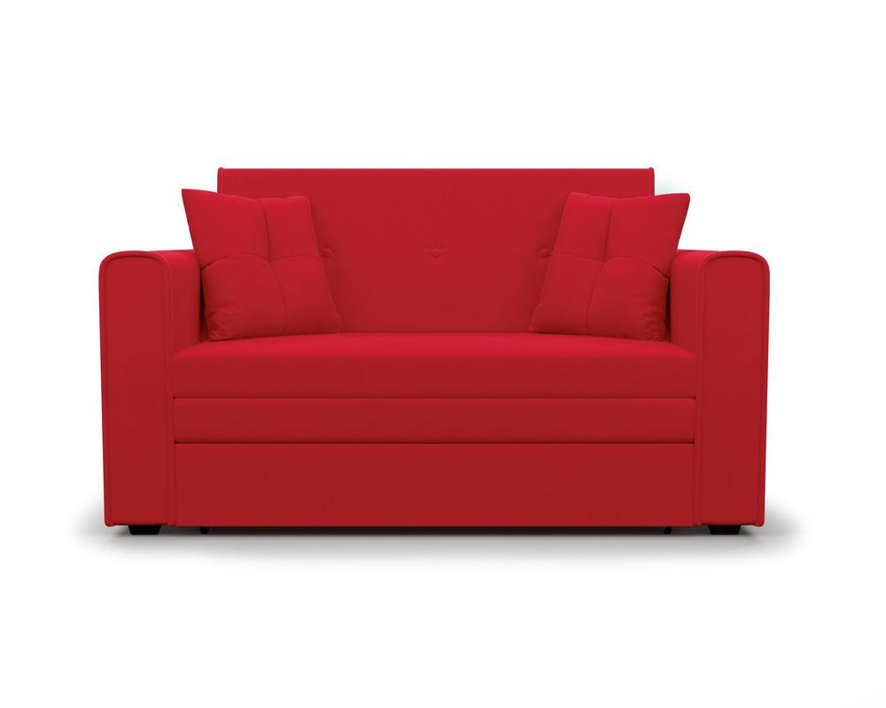 Диван Мебель-АРС Санта (кордрой красный) - фото 2