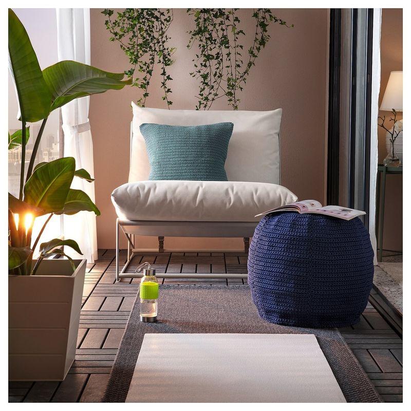 Пуфик IKEA Оттерён / Иннерскэр 692.875.61 - фото 8