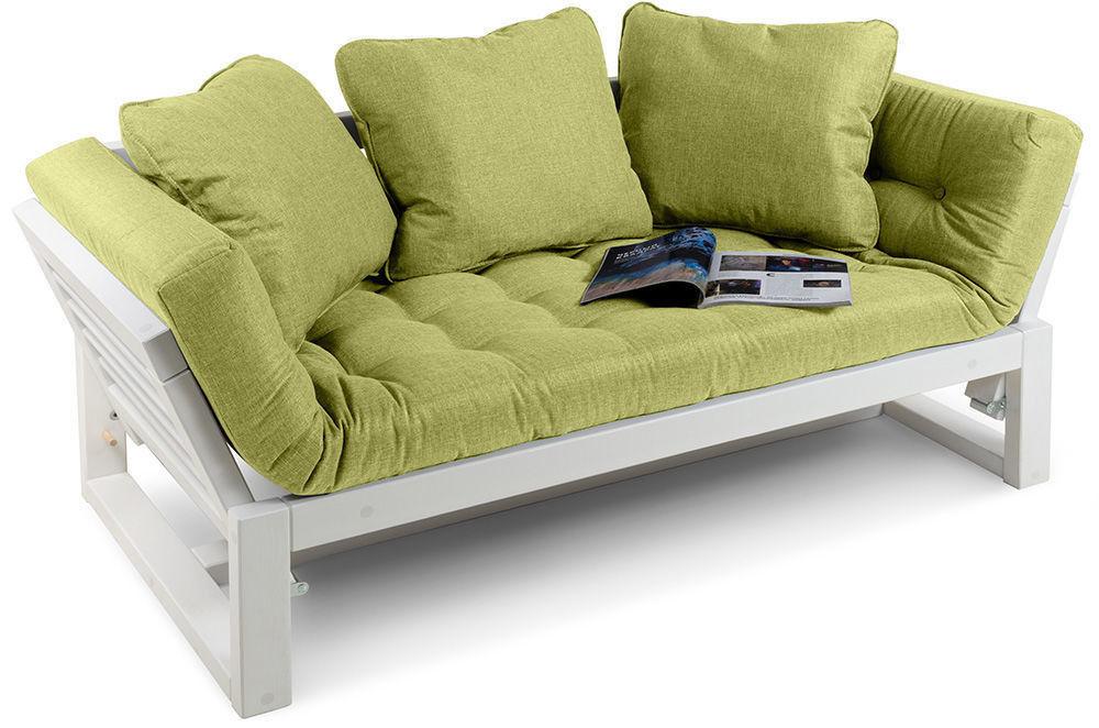 Диван Woodcraft Балтик Textile Кушетка Lime - фото 2