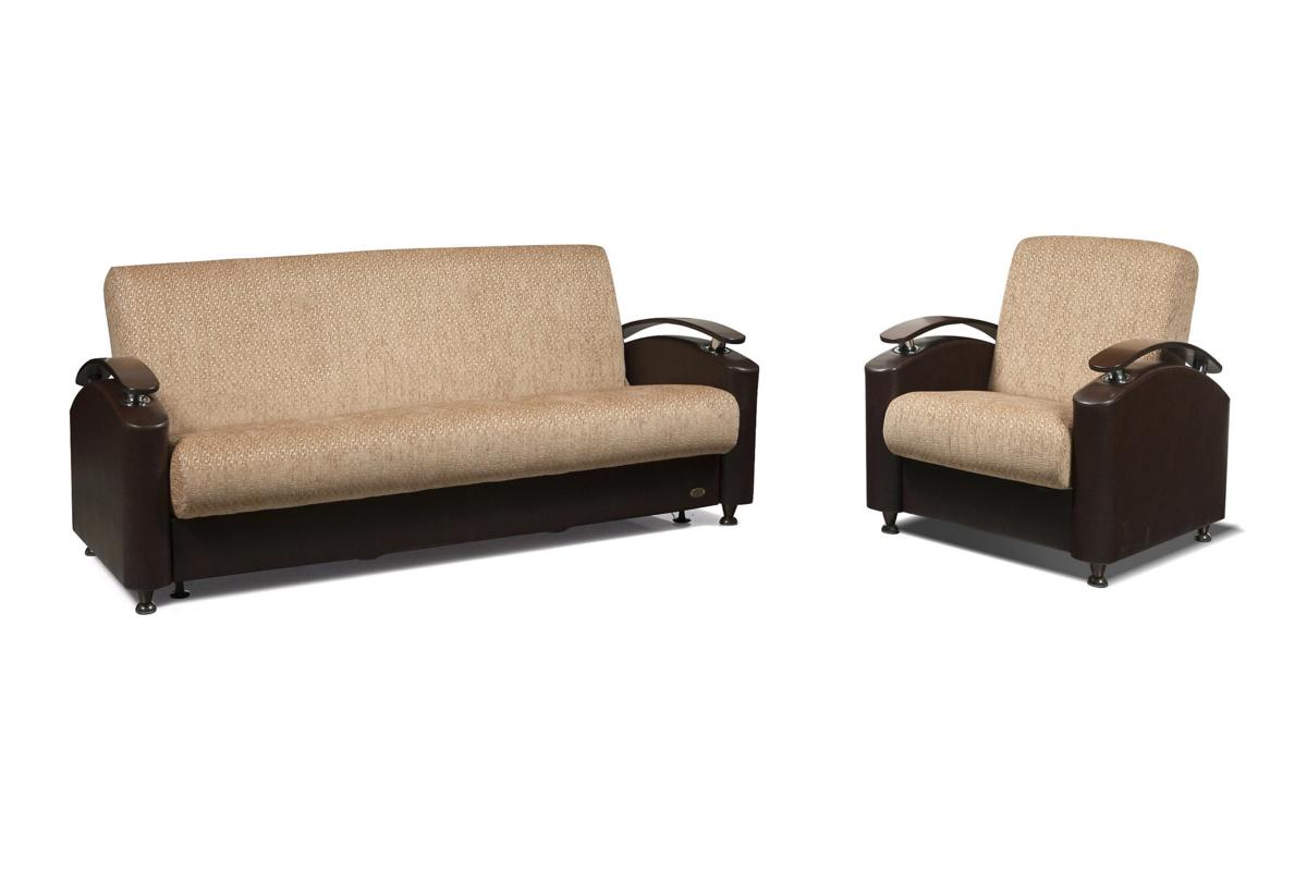 Набор мягкой мебели Прогресс Дубай ГМФ 72 - фото 1