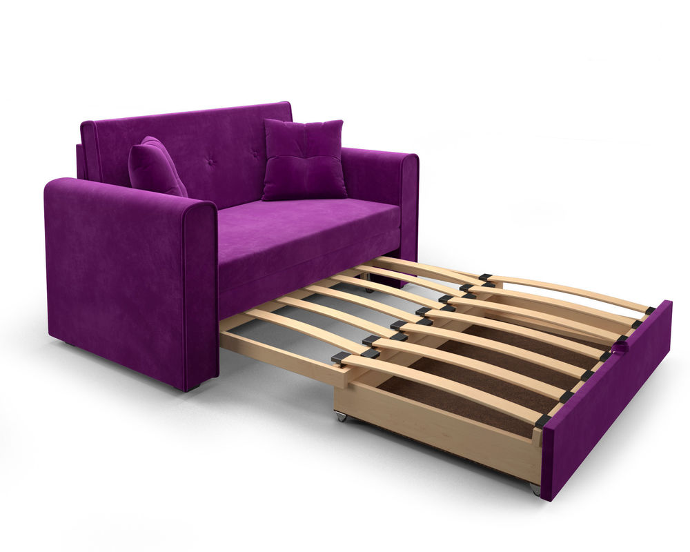 Диван Мебель-АРС Санта (фиолет) - фото 5