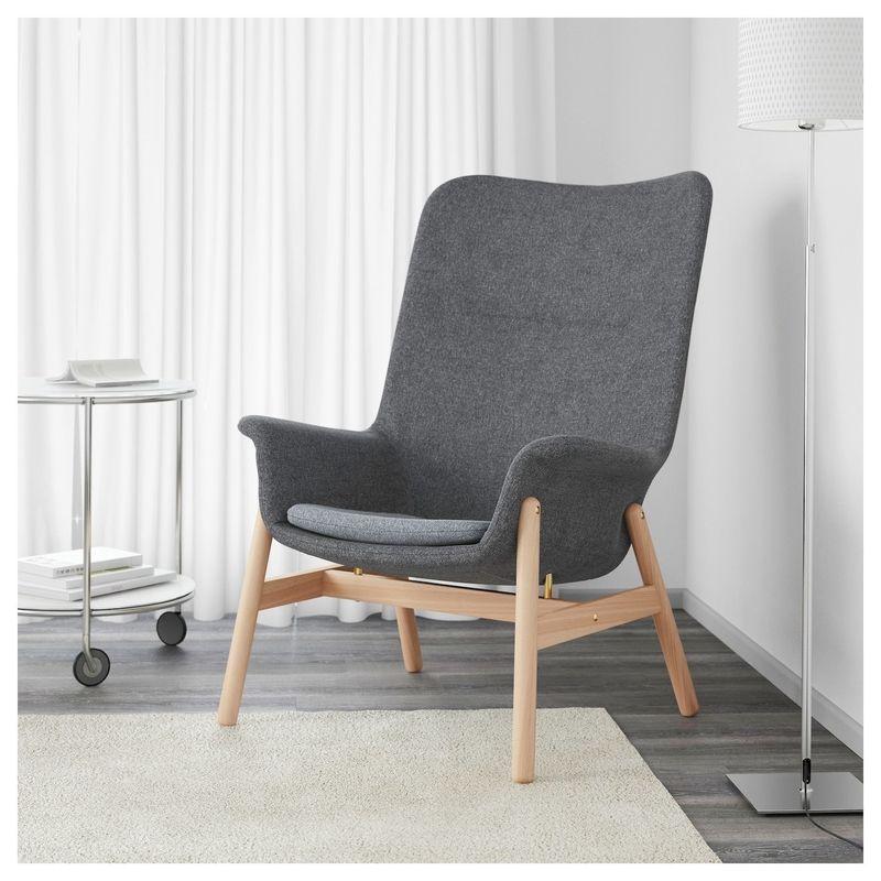 Кресло IKEA Ведбу 304.241.30 - фото 2