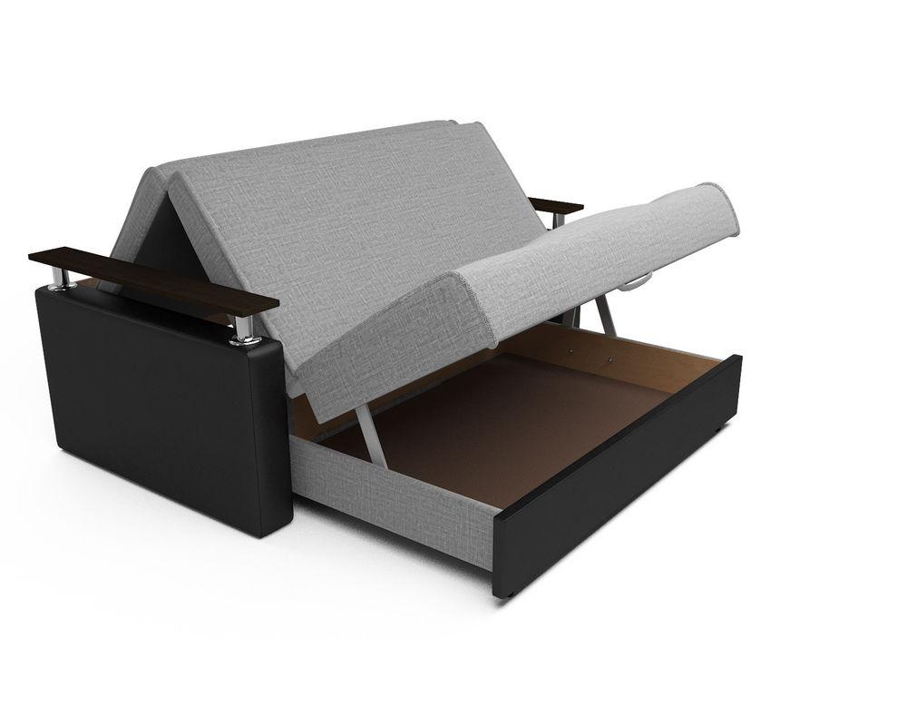 Диван Мебель-АРС Шарм — Grey (140х195) - фото 5