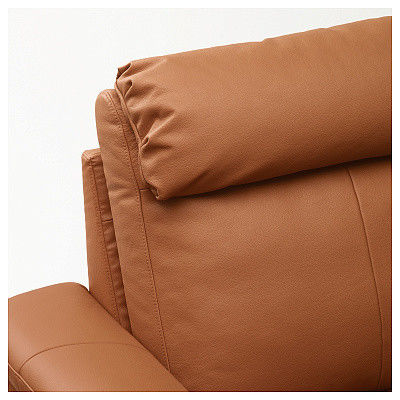 Диван IKEA Лидгульт золотисто-коричневый [492.660.17] - фото 5