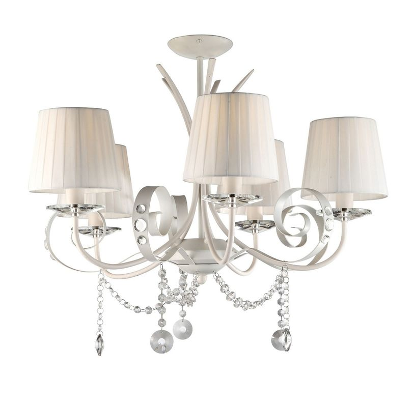Светильник Arte Lamp Mantova A9584PL-5WH - фото 1