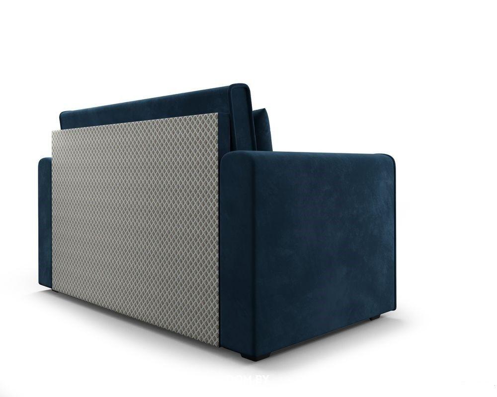 Диван Мебель-АРС Санта Luna 034 темно-синий - фото 3