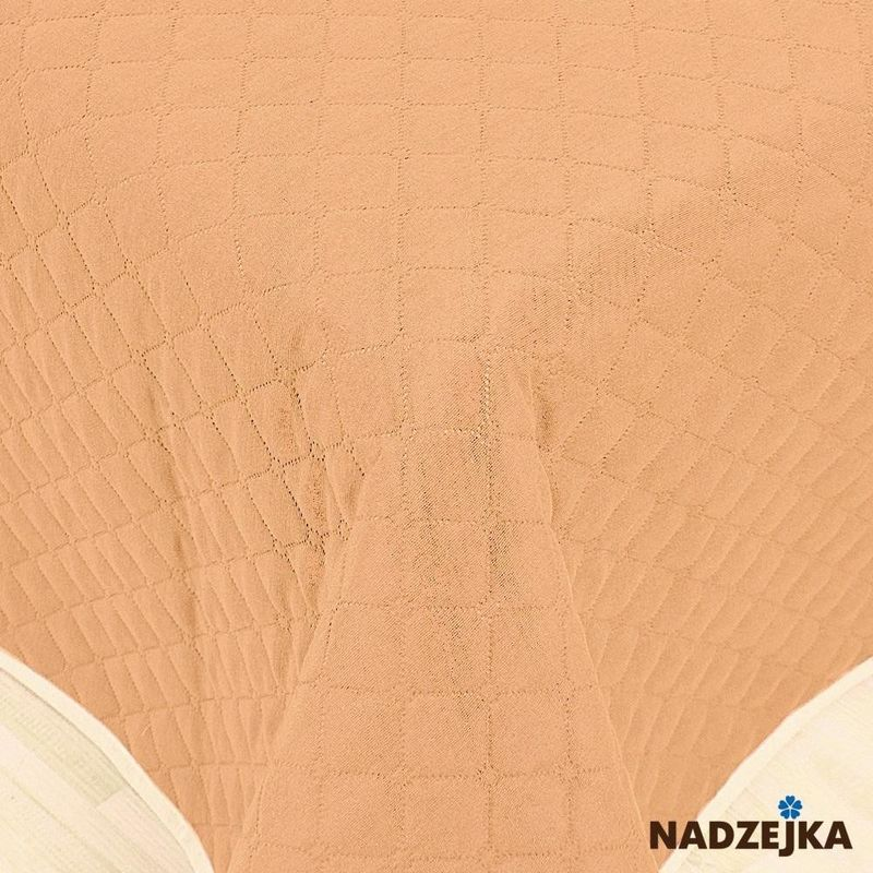 Покрывало Nadzejka Терро серый - фото 11