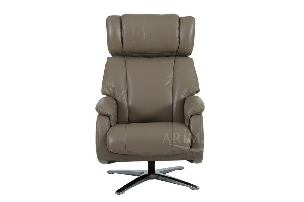 Кресло Arimax Dr Max DM02009 (Кофе с молоком) - фото 2