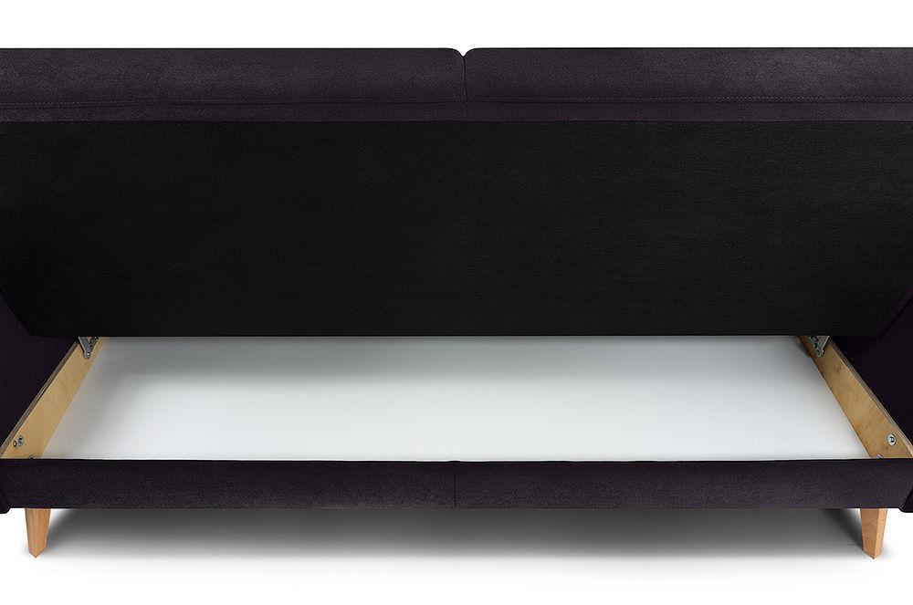 Диван Woodcraft Ровуд Velvet Black - фото 11
