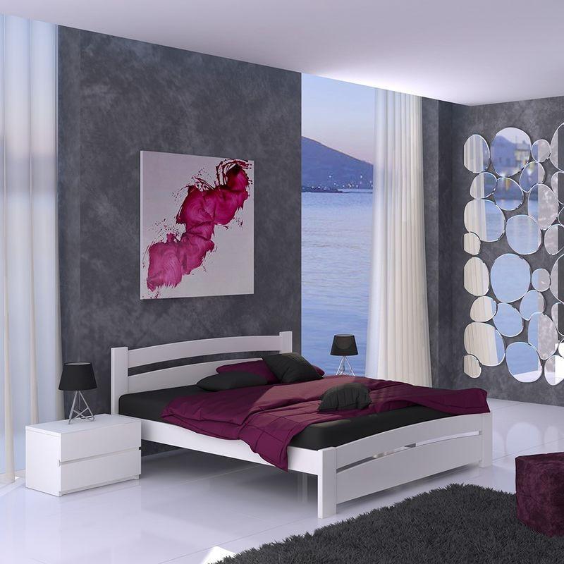 Кровать Vegas Florida 160x200 (краска 001) - фото 2