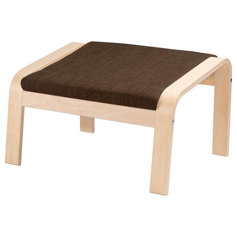 Пуфик IKEA Поэнг 693.028.11 - фото 1