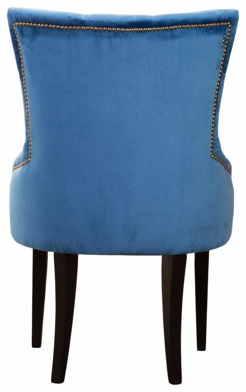 Кресло R-Home Шарлот Блю RST_400082_blju, синий - фото 4