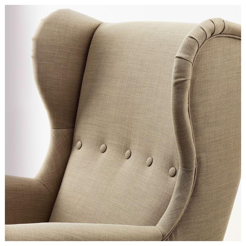 Кресло IKEA Страндмон 704.198.86 - фото 2