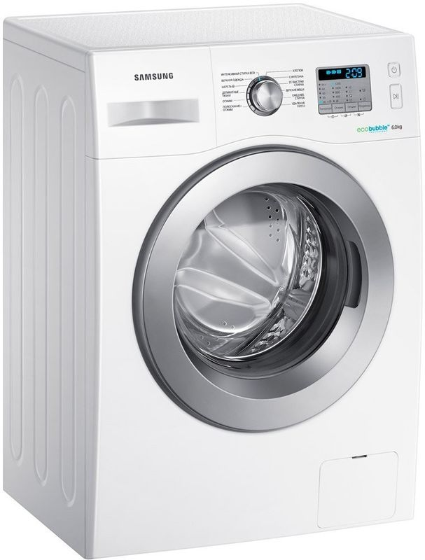 Стиральная машина Samsung WW60H2230EWDLP - фото 2