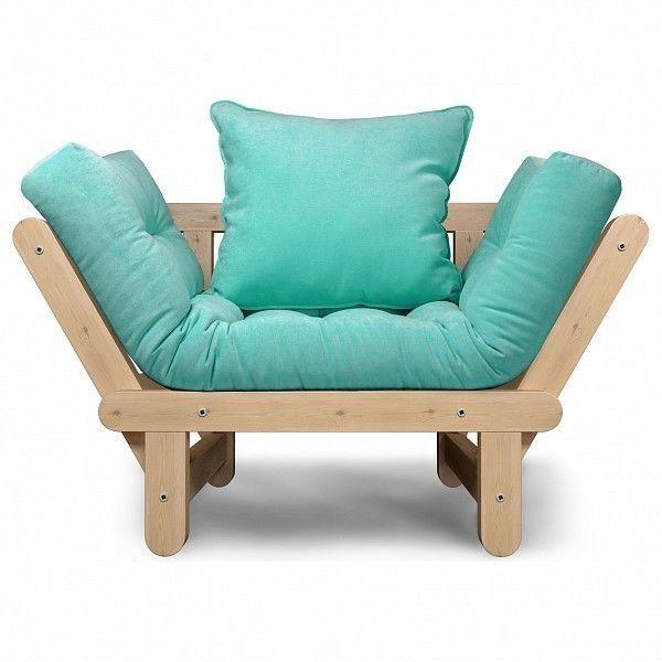 Кресло Anderson Сламбер AND_33set107, голубой - фото 1