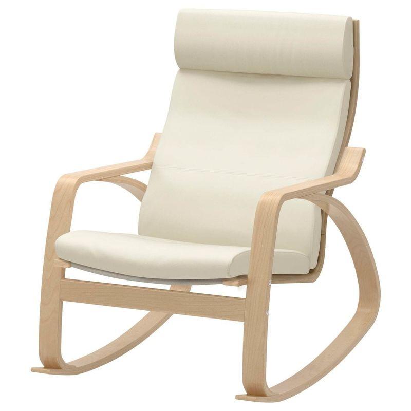 Кресло IKEA Поэнг 592.816.92 - фото 1