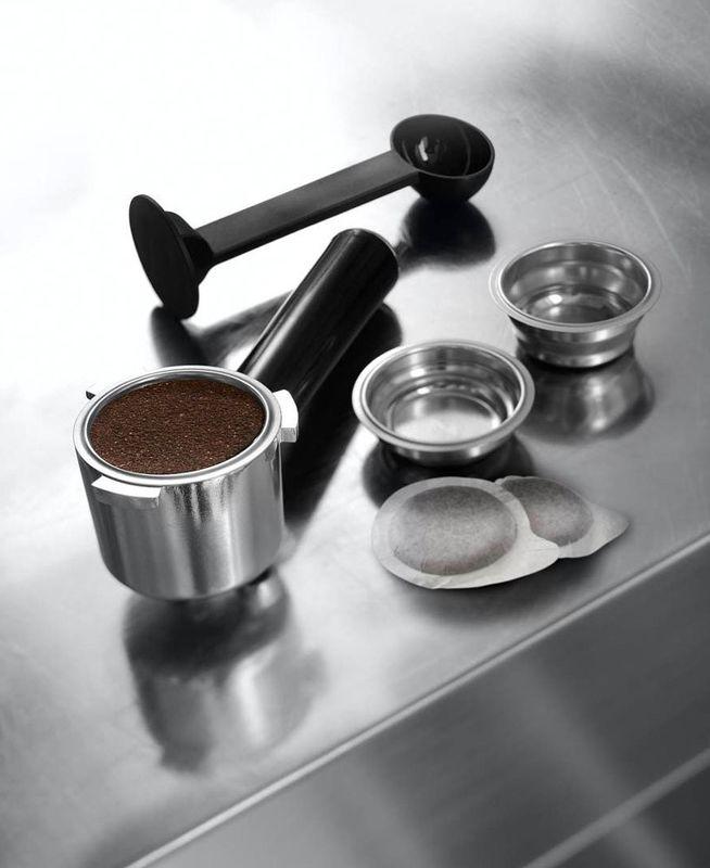 Кофеварка DeLonghi Dedica EC 680.R - фото 8