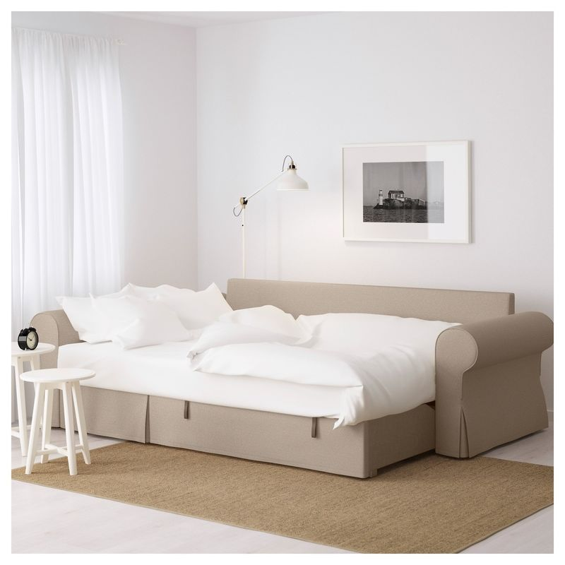 Диван IKEA Баккабру 792.407.14 - фото 6