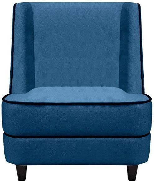 Кресло Brioli Рико Classic Plain 718 - фото 1