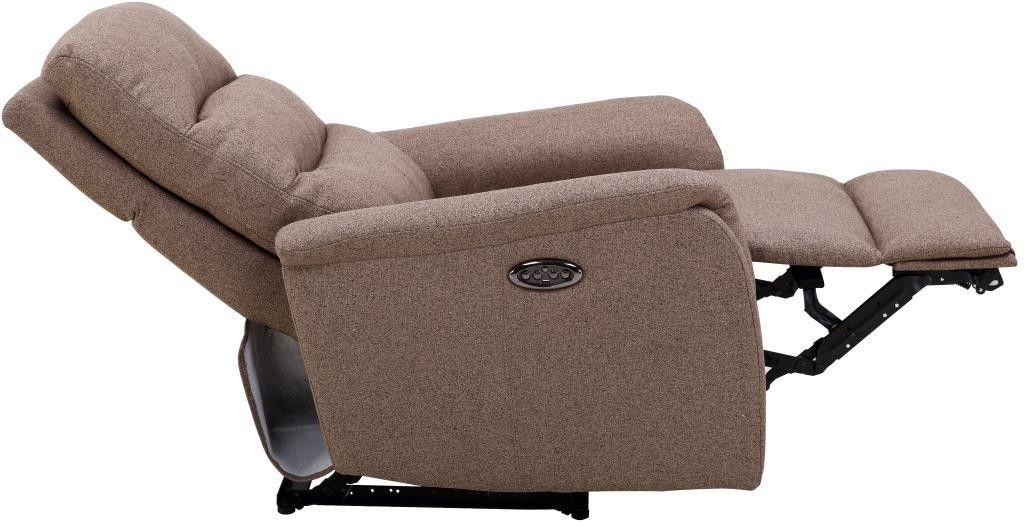 Кресло Arimax Dr Max DM04001 (Золотистый таупе) - фото 7