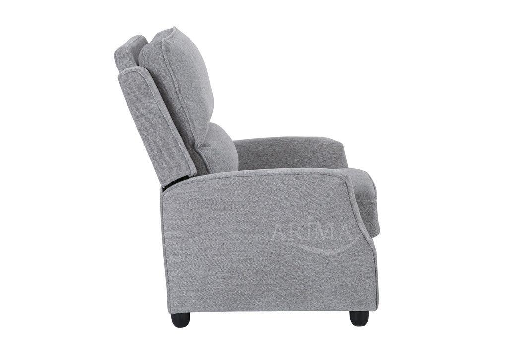 Кресло Arimax Dr Max DM02001 (Светло-серый) - фото 7