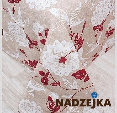 Покрывало Nadzejka Мелиса (двуспальный) коричневый - фото 5
