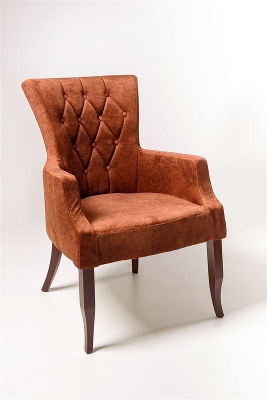 Кресло ФорестДекоГрупп Хорт (оранжевый) HORT-OR - фото 1