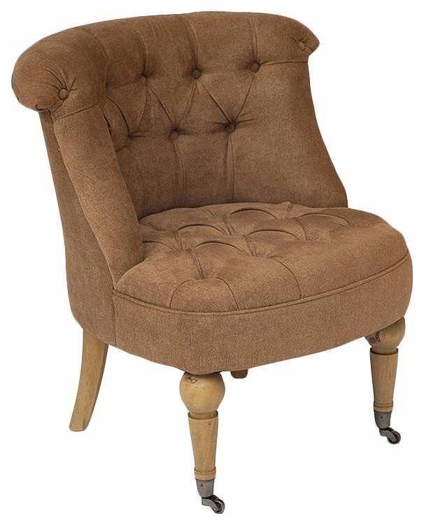 Кресло TetChair Secret De Maison Bunny (mod.CC1202) TET_10959, коричневый - фото 2