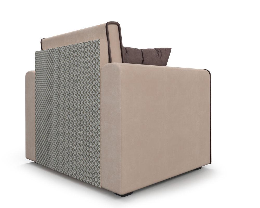 Кресло Мебель-АРС Санта (кордрой бежевый) - фото 5